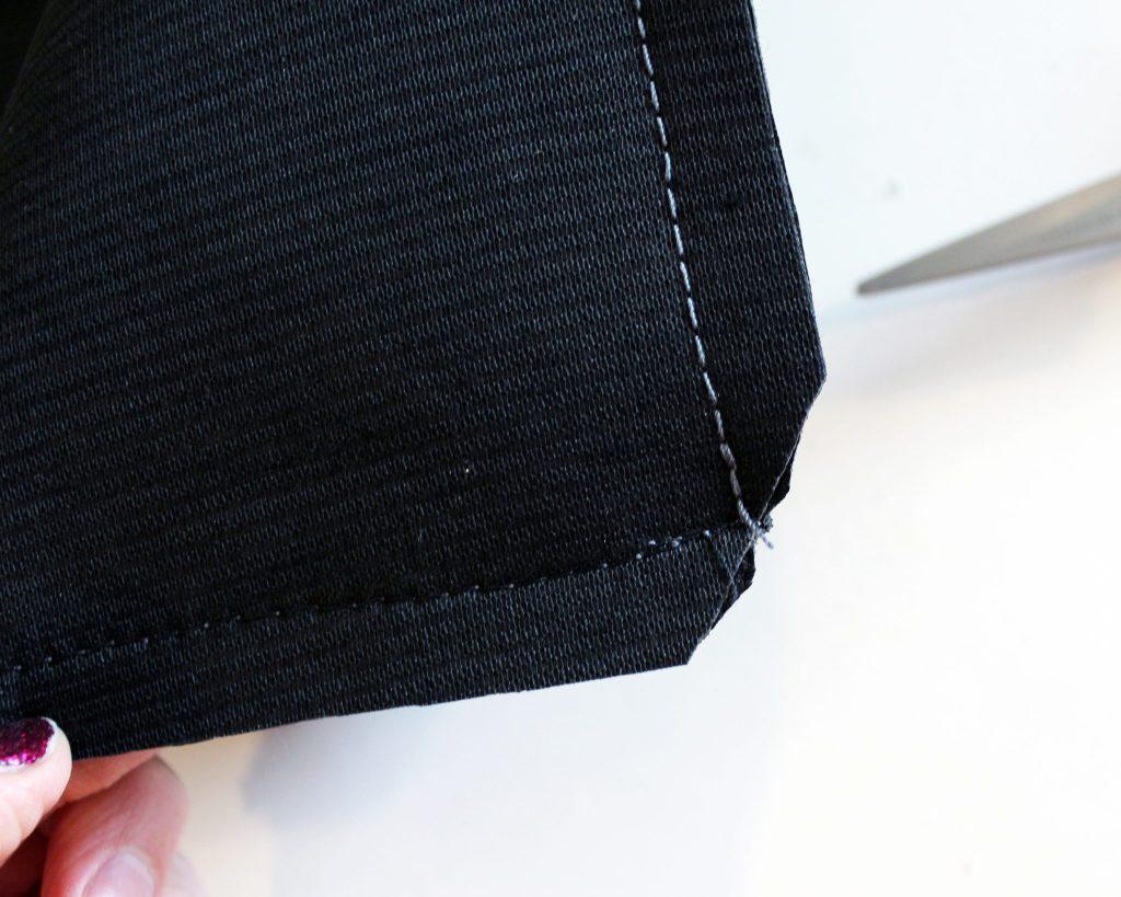 Canvas DIY Messenger Bag instructions 9