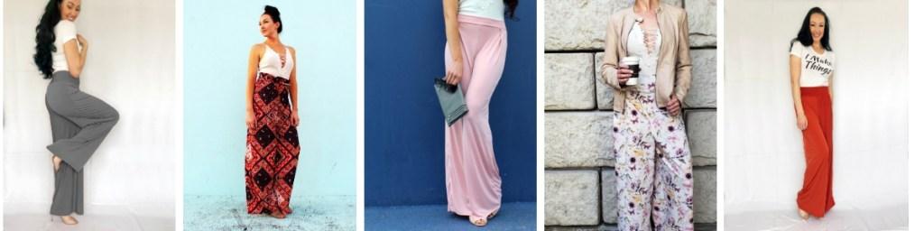 wide leg pants pant collage