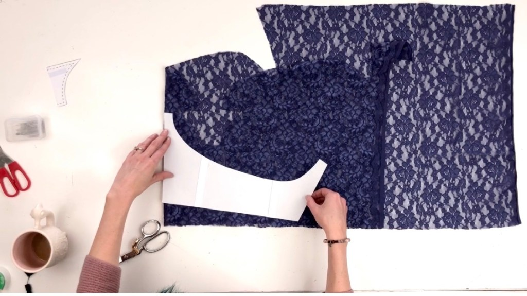 how to make your o0wn seamless underwear with panties pattern