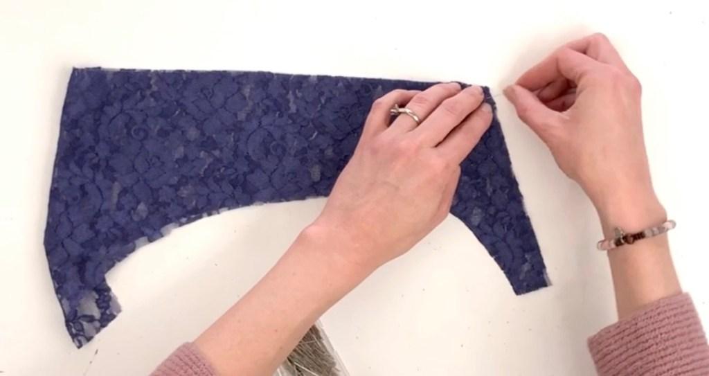 DIY seamless underwear with pdf sewing pattern