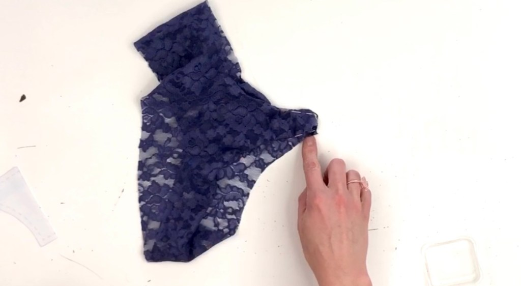 How to make DIY lingerie