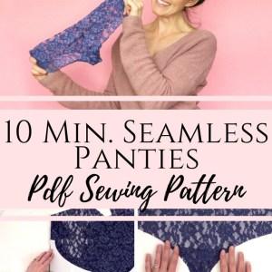 pdf panty pattern