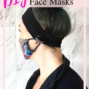 headband for face masks..