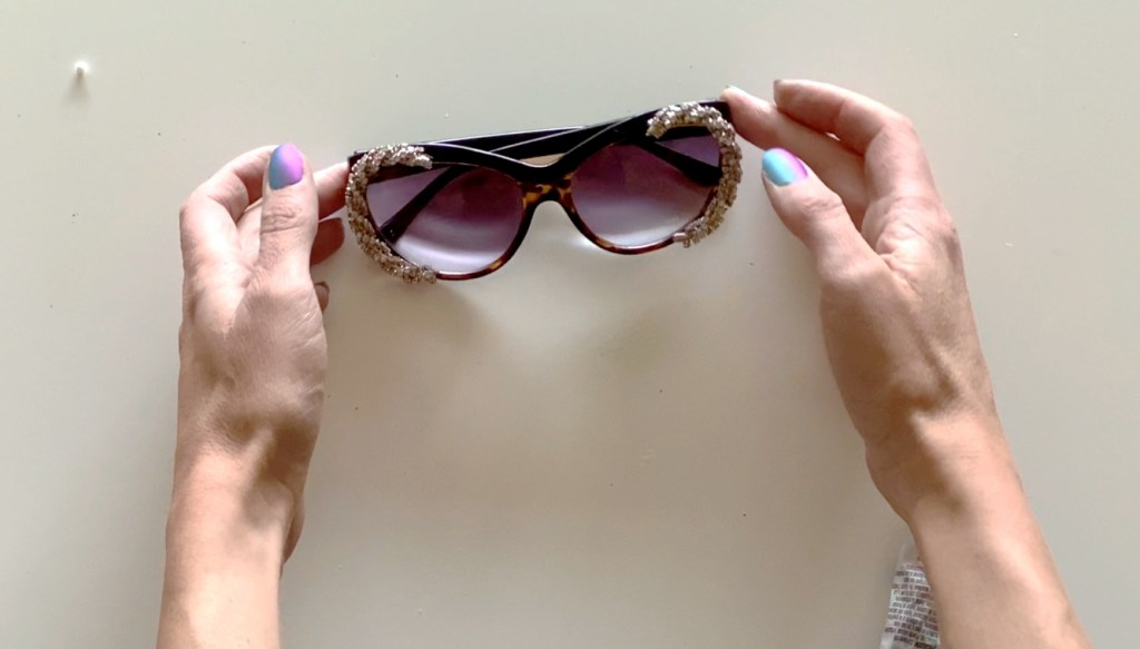 how to make diy sunglasses