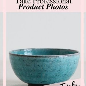 iPhone Product Photography tips and tricks for your handmade business