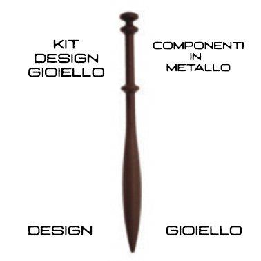 Kit per corso Design Gioiello: metallici