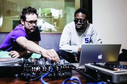 CTEMF Workshops Captured by Luke Daniel
