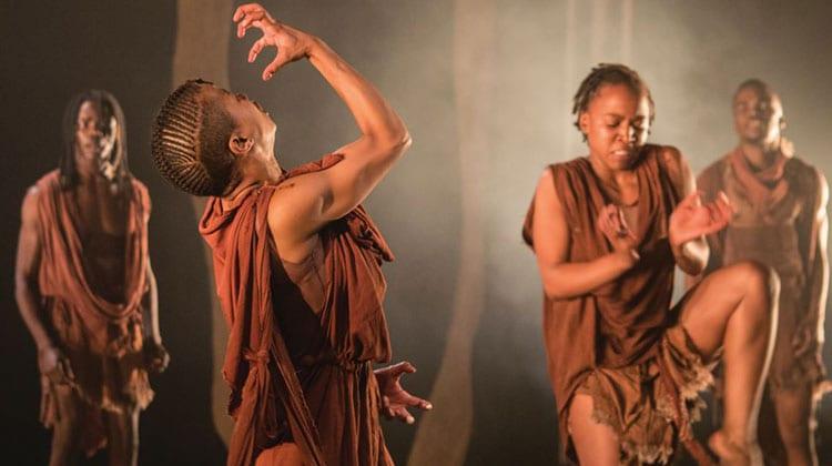 Mentorship Highlighted at Vuyani Dance