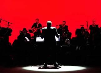 Richard Shelton Frank Sinatra Joburg Theatre music