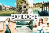Last preview image of Bariloche Mobile & Desktop Lightroom Presets