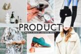 Last preview image of Product Mobile & Desktop Lightroom Presets