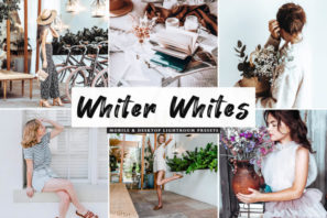 Whiter Whites Mobile & Desktop Lightroom Presets