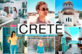 Last preview image of Crete Mobile & Desktop Lightroom Presets