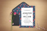 Last preview image of Sober Wedding Invitation Template
