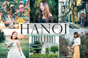 Hanoi Mobile & Desktop Lightroom Presets