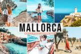 Last preview image of Mallorca Mobile & Desktop Lightroom Presets