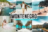 Last preview image of Montenegro Mobile & Desktop Lightroom Presets