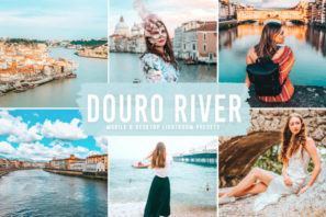 Douro River Mobile & Desktop Lightroom Presets