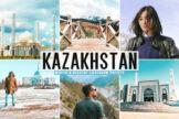 Last preview image of Kazakhstan Mobile & Desktop Lightroom Presets
