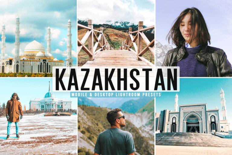 Preview image of Kazakhstan Mobile & Desktop Lightroom Presets