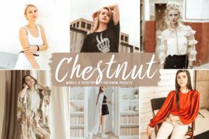 Chestnut Mobile & Desktop Lightroom Presets