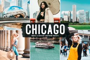 Chicago Mobile & Desktop Lightroom Presets