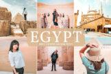 Last preview image of Egypt Mobile & Desktop Lightroom Presets