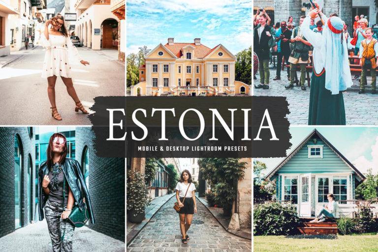 Preview image of Estonia Mobile & Desktop Lightroom Presets