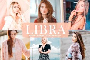 Libra Mobile & Desktop Lightroom Presets