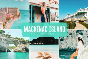 Mackinac Island Mobile & Desktop Lightroom Presets