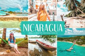 Nicaragua Mobile & Desktop Lightroom Presets