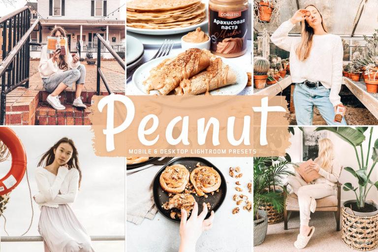 Preview image of Peanut Mobile & Desktop Lightroom Presets