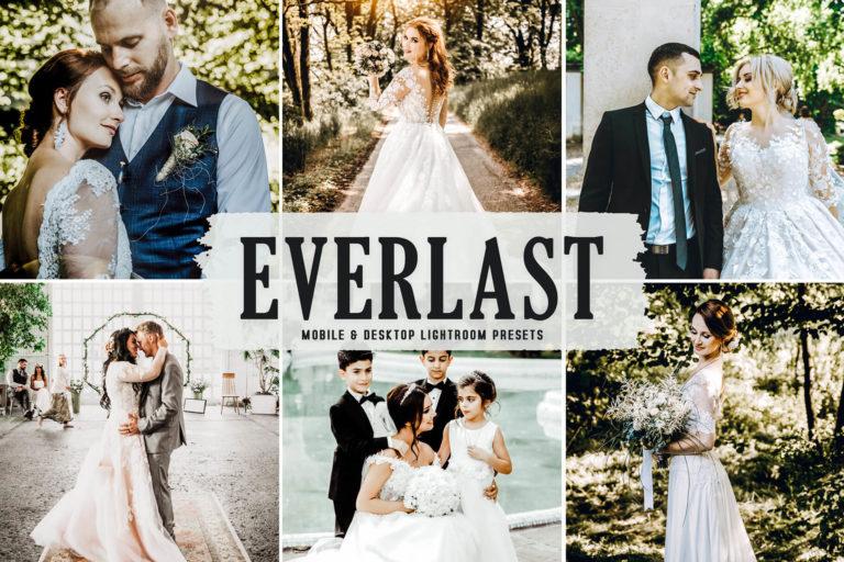 Preview image of Everlast Mobile & Desktop Lightroom Presets