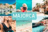 Last preview image of Majorca Mobile & Desktop Lightroom Presets