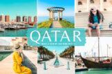 Last preview image of Qatar Mobile & Desktop Lightroom Presets