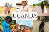 Last preview image of Uganda Mobile & Desktop Lightroom Presets