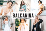 Last preview image of Balkanina Mobile & Desktop Lightroom Presets