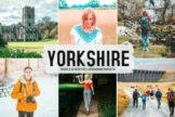 Last preview image of Yorkshire Mobile & Desktop Lightroom Presets