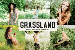 Grassland Mobile & Desktop Lightroom Presets
