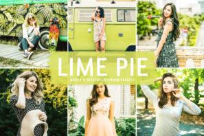 Lime Pie Mobile & Desktop Lightroom Presets