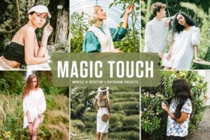 Magic Touch Mobile & Desktop Lightroom Presets