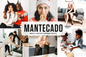 Mantecado Mobile & Desktop Lightroom Presets