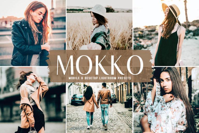Preview image of Mokko Mobile & Desktop Lightroom Presets