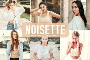 Noisette Mobile & Desktop Lightroom Presets