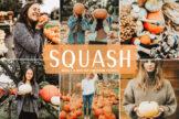 Last preview image of Squash Mobile & Desktop Lightroom Presets