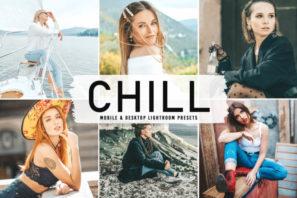 Chill Mobile & Desktop Lightroom Presets