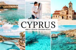 Cyprus Mobile & Desktop Lightroom Presets