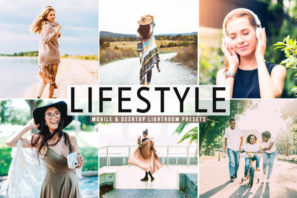 Lifestyle Mobile & Desktop Lightroom Presets