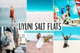 Last preview image of Uyuni Salt Flats Mobile & Desktop Lightroom Presets