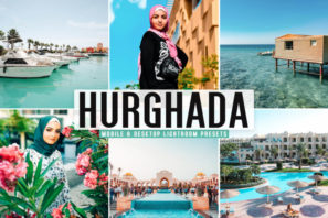 Hurghada Mobile & Desktop Lightroom Presets